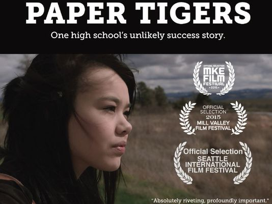 Paper Tigers – Monday, Sept. 12th – 7pm